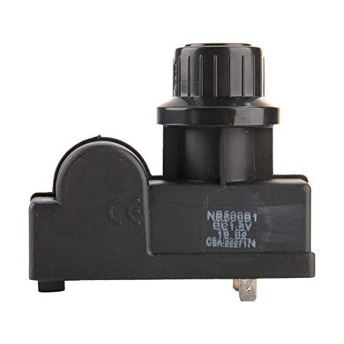 Jeffergarden Ofenheizung Impuls Hochfrequenzzünder Automatische Zündung Mikroschalter Elektronischer Funkengenerator (1 Outlet) -