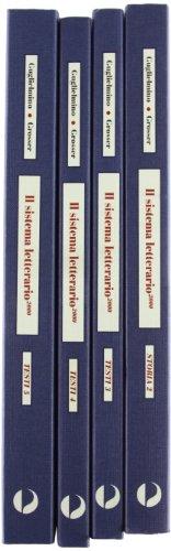 Il sistema letterario 2000. Storia-Testi 3-4-5. Per le Scuole superiori