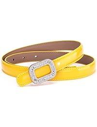 SJMM-YD Cinturones Cinturón De Laca De Moda 97f565a3016b