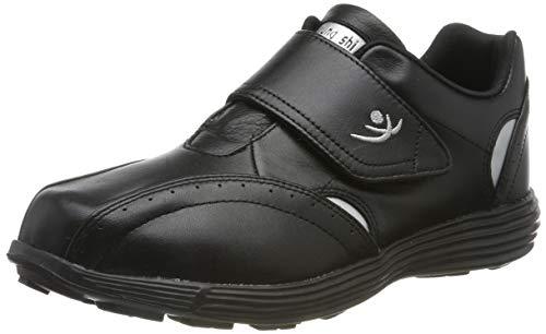 Chung Shi Damen Duxfree Monaco II Women Sneaker, Schwarz 8800610, 38.5 EU