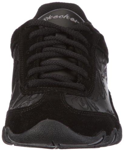 Skechers SpeedsterNottingham 99999478, Sneaker Donna Nero (Blk)