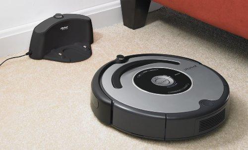 iRobot Roomba 555 Staubsaug-Roboter / 1 Automatische Wand - 6