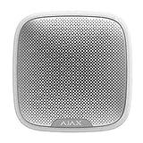 AJAX AJSS StreetSiren Sirena de Exterior sin Cables. Potencia Sonora Regulable Entre 85 y 113 dB. Color Blanco.