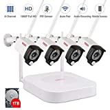 Best Security Systems - Tonton 1080P Full HD Wireless Security Camera System Review