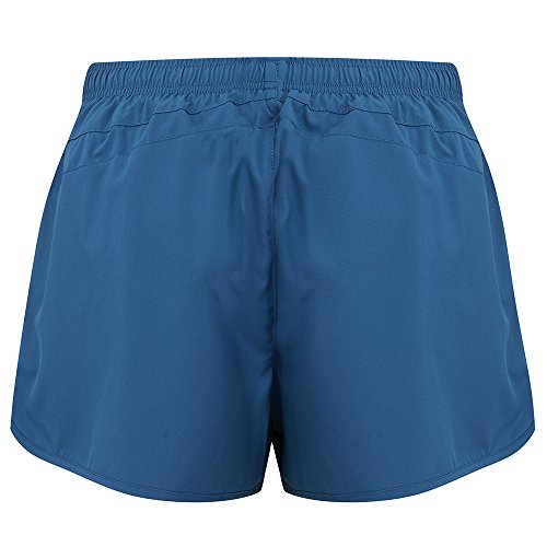 Time to Run Men's Pace Running Short Large Steel Blue/Steel Blue