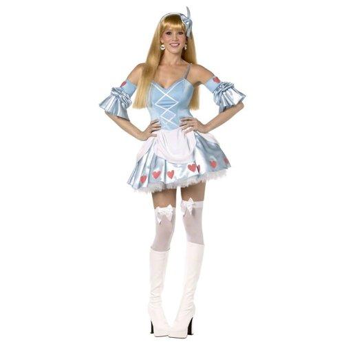 Alice im Wunderland - Rebel Toons - Erwachsene Kostüm