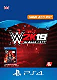 WWE 2K19 Season Pass - Season Pass Edition | PS4 Download Code - UK Account