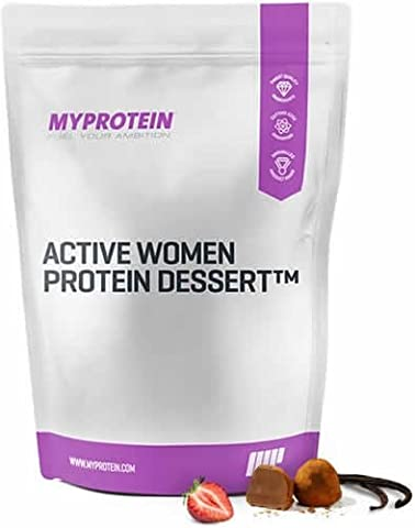 My Protein Active Woman Low Calorie Dessert Snack Saveur Truffe au Chocolat 500 g