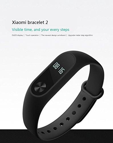 Xiaomi Mi Band – Heart Rate Monitors