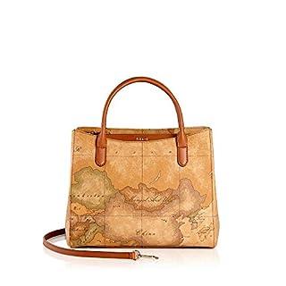 Alviero Martini - Geo Classic Handbag with Shoulder Strap - Ce0036000