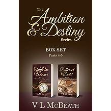 The Ambition & Destiny Series: Box Set Parts 4-5 (The Ambition & Destiny Series Box Set Book 2)