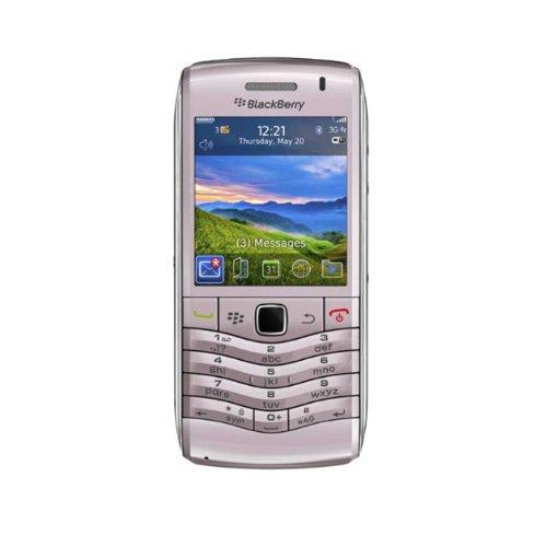 BlackBerry Pearl 3G 9105 Pink Smartphone - Unlocked Pink Blackberry Pearl