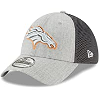 "Denver Broncos New Era NFL 39THIRTY ""Heathered Neo Pop"" Flex Fit Hat"