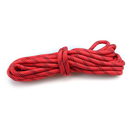 10m Static Felsen Wandern Seil Kletterseil Sicherheits 12mm