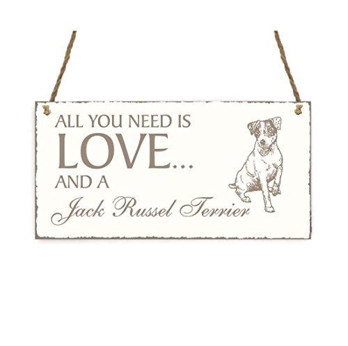 Jack Russell Door Signs
