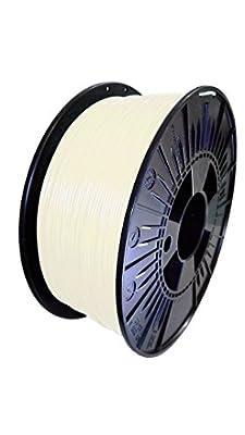 DDDMATERIAL PLA Filament - Made in Germany - 1,75 mm (+/- 0,05 mm) 3D Drucker Material, 3D Stift, Schwarz, Weiß, Grau, Silber, Rot, Hellblau, Grün, Leuchtend, Flexibel, Pink, Gelb, Orange, Karamell