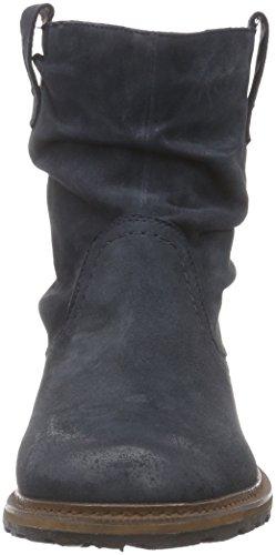SPM Seiko Damen Kurzschaft Schlupfstiefel Blau (Dk Navy 006)
