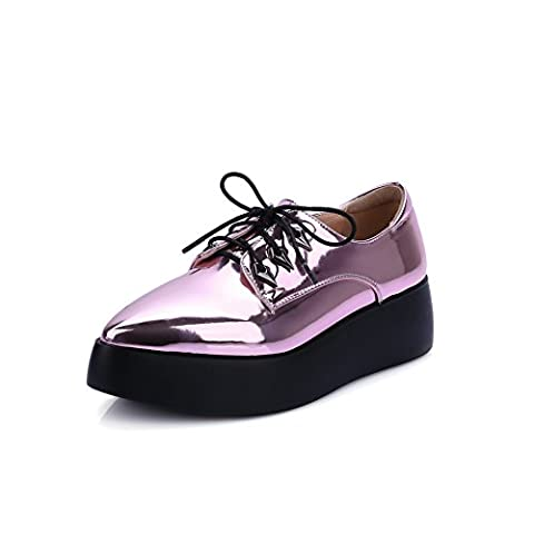 AdeeSu , Escarpins pour femme - violet - violet,