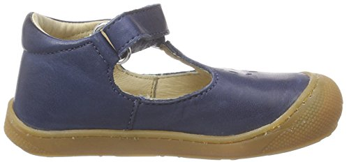 Naturino NATURINO 3995, Ballerines Garçon Bleu (NAPPA SPAZZOLATA NAVY)