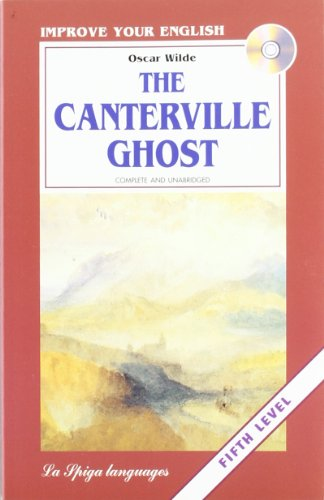 The canterville ghost. Con audiocassetta