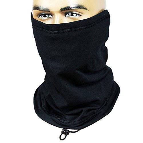 ROUGH RADICAL 5in1 Funktions Mütze Gesichtsmaske Schlauchtuch MULTI (schwarz)