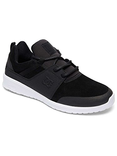 DC Herren Heathrow Presti M Shoe Low-Top BLACK/WHITE