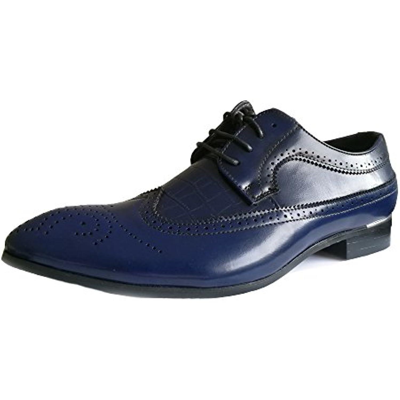 Brogue Pour Splice Pu Sculpture Classique Creuse En Chaussures Hommes f6ybgY7v