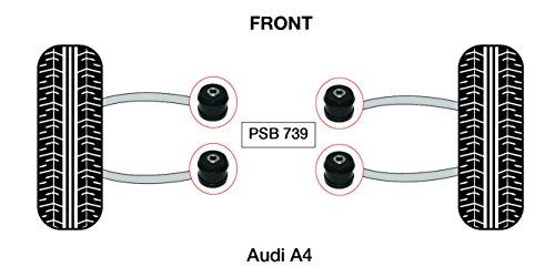 PSB PSB739 Kit de baguettes en polyuréthane A4 (95-16)