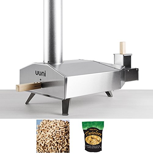 Ooni 3 Pizza Oven Starter Bundle
