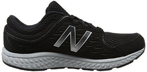 New Balance Herren 420 Hallenschuhe Schwarz (Black)