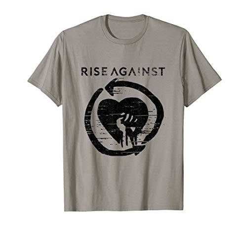 Rise Against Heartfist T-Shirt - Official Merch