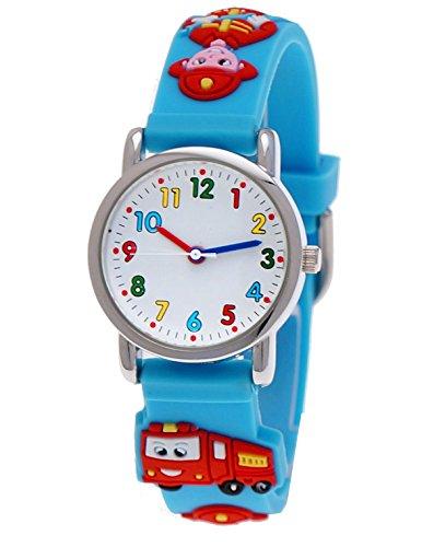 VIVE-Kinderuhren C50 - Reloj infantil, correa de silicona