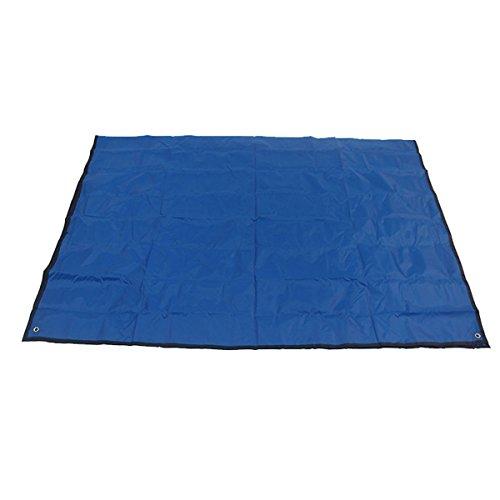 En Plein Air Surdimensionné Tapis De Pique-nique Imperméables Tapis De Camping Tapis De Plage,Green Blue
