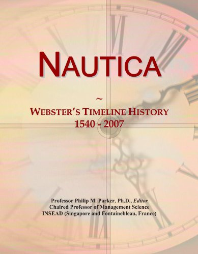 nautica-websters-timeline-history-1540-2007