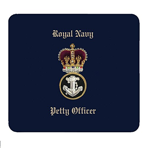 Tappetino per mouse personalizzati-Royal navy Petty Officer