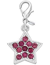 senfai charms (48estilos a elegir) objetivo ampliable alambre brazalete pulsera collar cremallera popular estilo