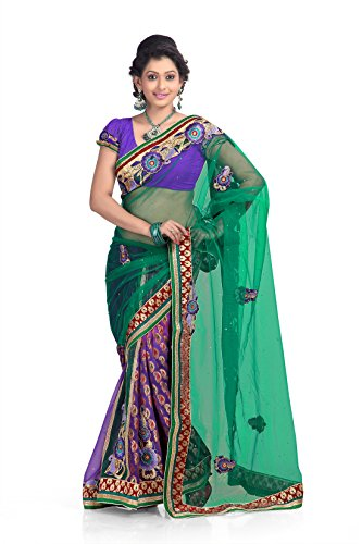 Chirag Sarees Designer Partywear Bridal Marriage Collection 7268-B