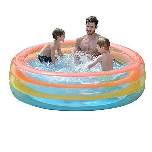 Bathtub, a pool for children pool inflatable thickening Family large isolation Pool Ball Pool round folding whirlpool baths