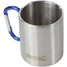 Regatta - Mug en acier avec poignée mousqueton