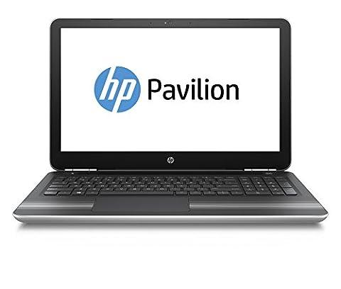 HP Pavilion (15-au110ng) 39,6 cm (15,6 Zoll / Full HD) Notebook (Laptop mit: Intel Core i3-7100U, 128 GB SSD, 1 TB HDD, 8 GB RAM, Intel HD Graphics, Windows 10 Home)