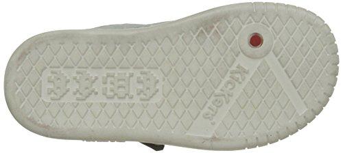 Kickers Jungen Winchester Flach Weiß (Weiß)