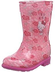 Hello Kitty Pianeli, Bottes en caoutchouc de hauteur moyenne, doublure froide fille