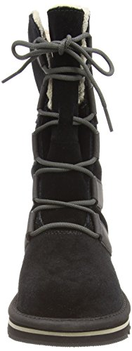 Sorel - Newbie Lace, Stivali da donna Nero (Black 010Black 010)