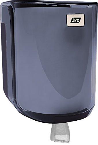 JVD - Handrollenspender - Geräuchert Transparent - Rollendurchmesser 205 mm