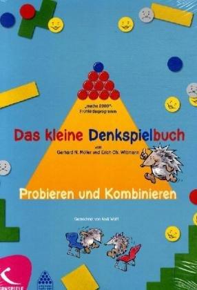 Das kleine Denkspielbuch (Spiel)