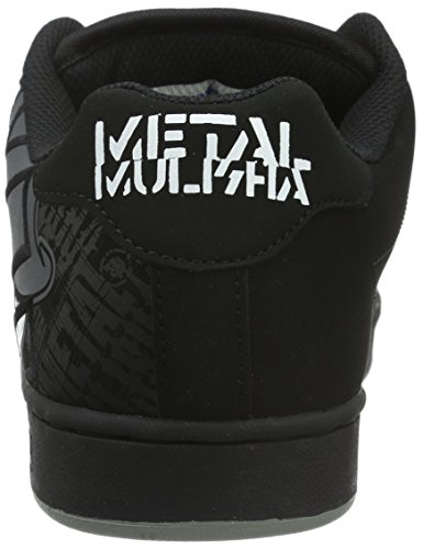 Etnies EtniesMetal Mulisha Fader - Scarpe da Skateboard Uomo Nero (Black Skulls 894)
