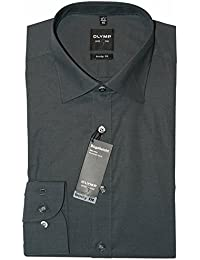 Men's Clothing Shirts Hemd Olymp S Level 5 Five Body Fit Kurzarm