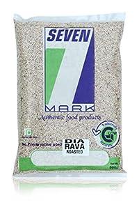 7 Mark Dia Rava Roasted, 500 Grams