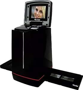 rollei df s 120 se scanner pour diapositives et n gatifs informatique. Black Bedroom Furniture Sets. Home Design Ideas