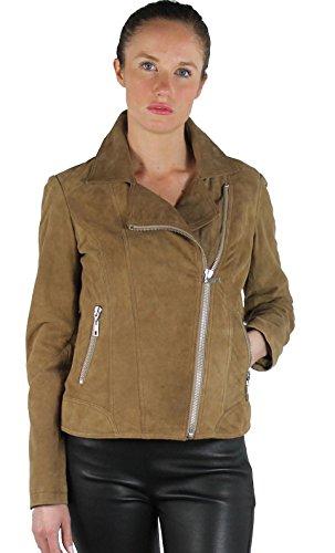 Mainpol Damen Jacke, beige, 517_3664